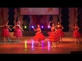 Образцовый коллектив России хореографический ансамбль Мечта - Испанский танец