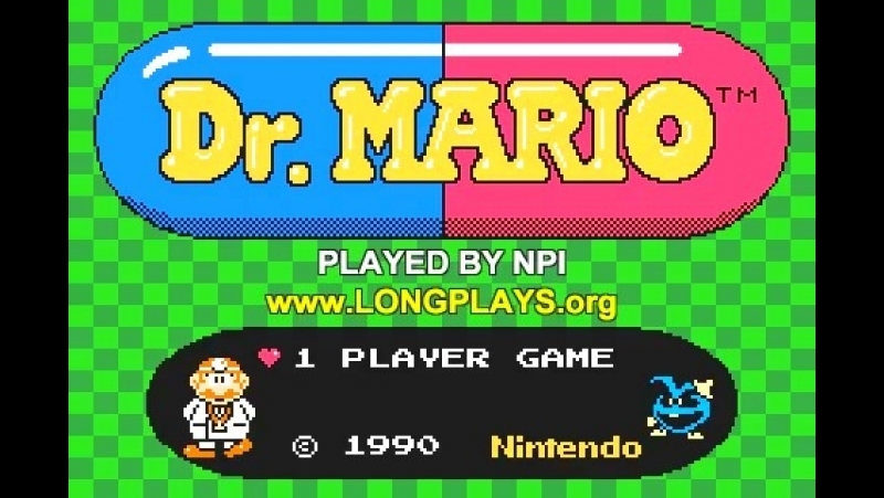 GameBoy Advance Longplay [170] Classic NES Series - Dr. Mario