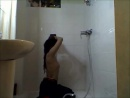 Wet Girl 3 (Wetlook Fully Clothed Shower )