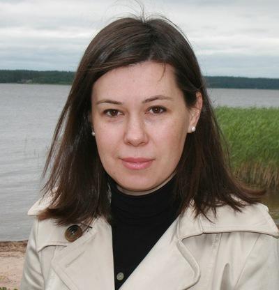 Елена Кавелина