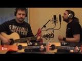 Небо Славян - АЛИСА _ Как играть на гитаре (4 партии) Аккорды, табы - Гитарин