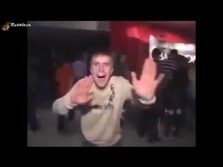 Колян _ Колян танцует лучше всех. Euro feat Singletown. Компиляция прикольных та
