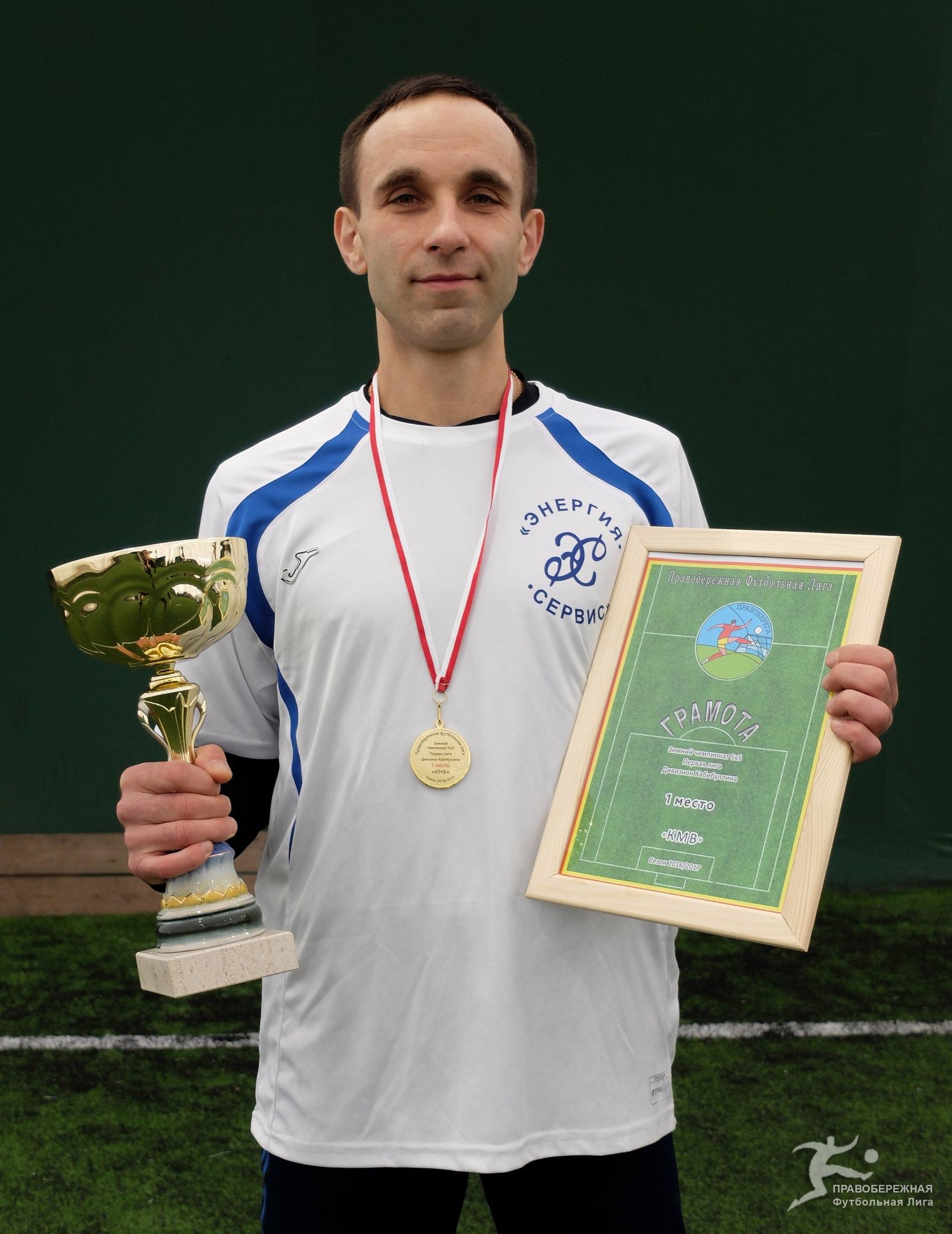 Михаил Вострецов.