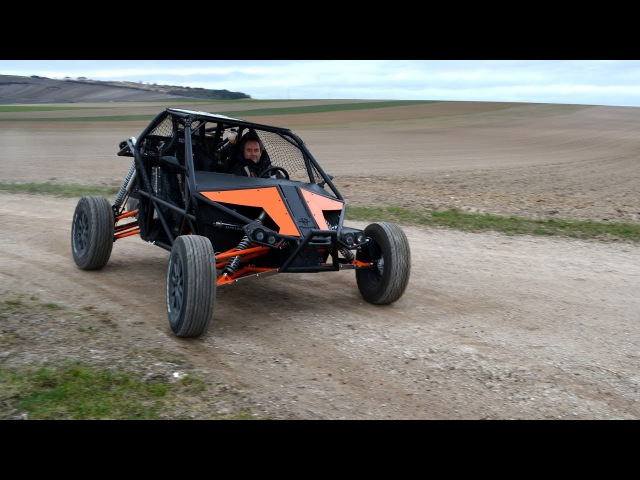 BOOXT essai buggy SCORPIK 1600 GRAND RAID avec moteur PEUGEOT et turbo 160cv