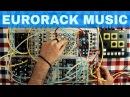 EURORACK MODULAR SYNTH JAM ~ Quantizer, Fold Processor, Maths, Z8000, Morphagene, Tempi, VCF-74 etc.