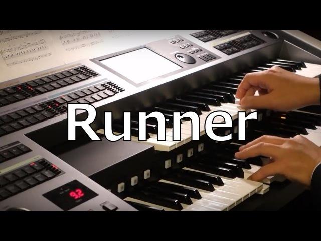 「Runner」爆風スランプ エレクトーン演奏 (STAGEA ELS-02C)
