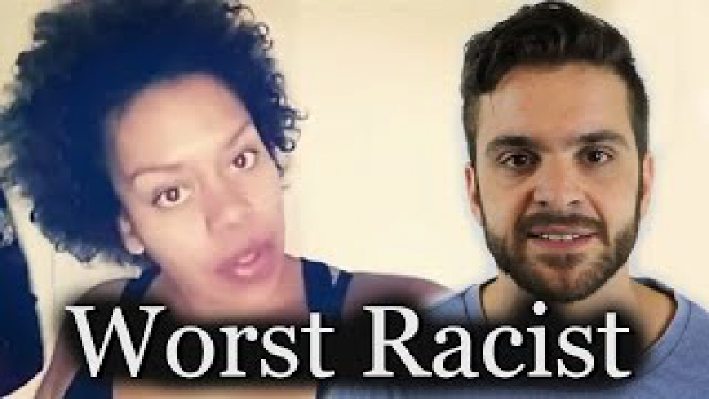 Worst Racist on Youtube - Worse than Franny