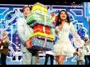 Наташа Королева и Ефим Шифрин - Дельфин и русалка про шоппинг Новогодний парад звёзд 2016