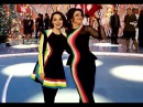 Наташа Королева и Наташа Медведева - Танцуй Россия год Петуха Голубой огонек 2016