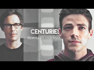 The Flash ⚡ Barry Allen vs Harrison Wells ⚡ Centuries