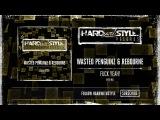 Wasted Penguinz &amp Rebourne - Fuck Yeah! (Original Edit) HWS013