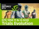 I3-3220 / 8GB DDR3 / MSI GeForce GTX 1050 Ti - Trials Evolution Gold Edition GamePlay (Test)