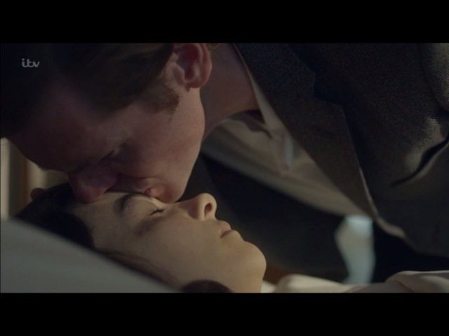 Endeavour Morse and Joan Thursday Scenes from Season 4