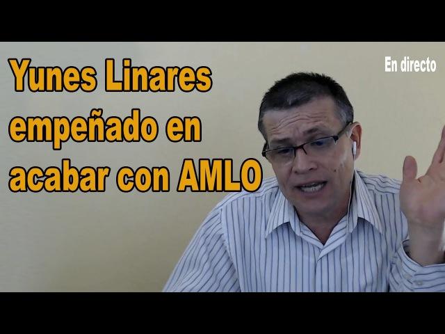 Yunes Linares se caga fuera del hoyo