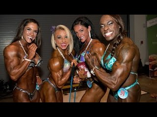 Extreme Female BodyBuilders!Collection Female Bodybuilding 2017!Collection Muscle women 2017! FBB! G