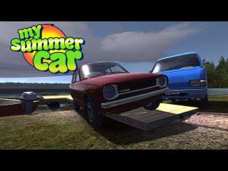 MY SUMMER CAR - Симулятор Привонциального Фина - Обзор