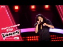 The Voice Thailand - ไนท์ วิทวัส  - Highway to Hell - 18 Sep 2016