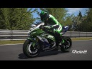 Ride 2.Track Nurburgring Nordschleife.Kawasaki ZX 10 R