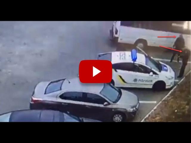 Убийство полицейских в Днепре. Анализ второго видео и новые вопросы.