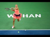 2016 Wuhan Open Semifinals | Petra Kvitova vs Simona Halep | WTA Highlights