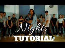 Nights by @SnowThaProduct DANCE TUTORIAL @DanaAlexaNY Choreography