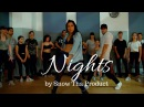 Nights @SnowThaProduct ft @ wDarling @DanaAlexaNY Choreography