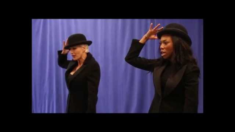 Brandy Norwood and Amra Faye-Wright Sing 'Nowadays' in Rehearsal for Broadway's CHICAGO