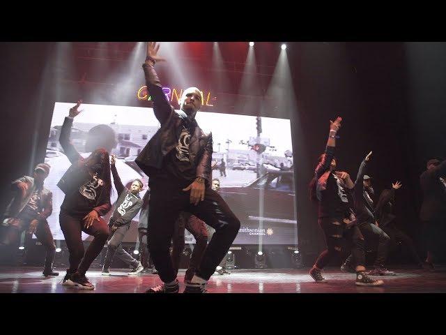 Gabriel G Ash | Choreographers Carnival (Live Dance Performance)