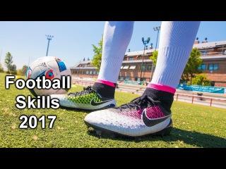 Insane Football Skills 2017 - Skill Mix #2 | 1080p | HD🔥