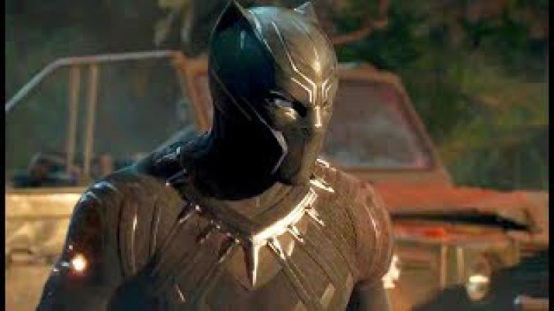 Pantera Negra (Black Panther, 2018) - Trailer Legendado 🎬