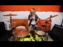 The Offspring Pretty Fly drum cover by Виктория Ткаченко