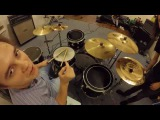 Lewis Carroll Band - Подожди (Drums Пробник Decibel Records 11.11.16  )