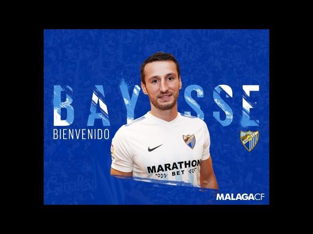 Baysse refuerza la defensa del Málaga CF