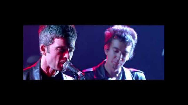 Gorillaz - We Got The Power [Live on Graham Norton]