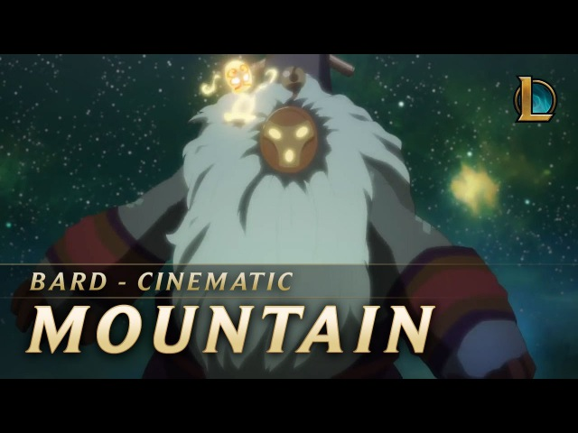 Bard Mountain | New Champion Teaser - League of Legends