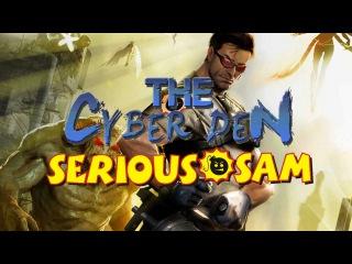 John Dick (Serious Sam) Interview - The Cyber Den