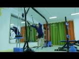 Тренировка мышц спины. Комплекс упражнений.