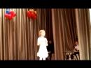 выступление Бикмурзиной Алисы на конкурсе чтецов шаг к Парнасу от метал. района. 1место 2016
