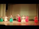 Индийский танец, Шоу Dance, отчётный концерт г. Ульяновск