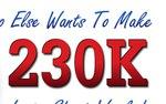 Make 230K In 16 Short Weeks!