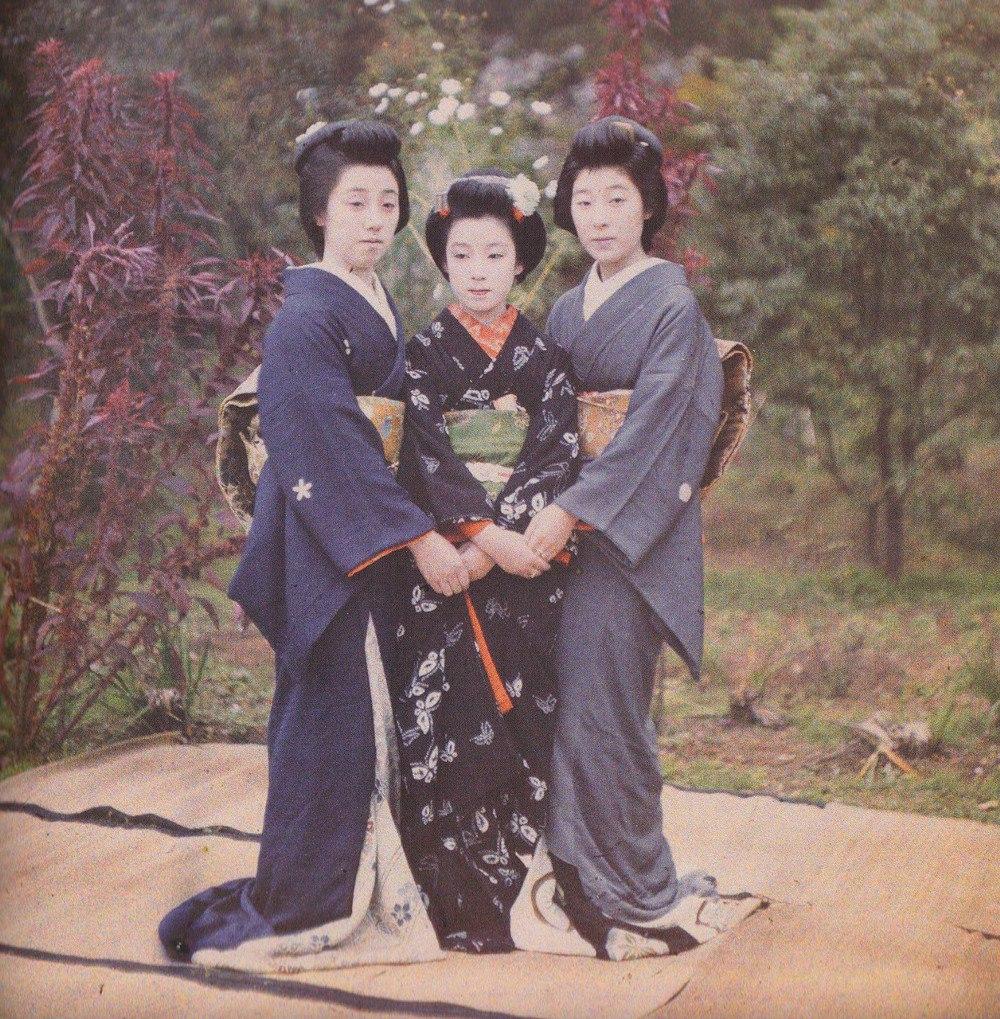 Япония, г. Киото, 1912. © Музей Альберта Кана