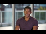 """Taken׃ Series Premiere ¦¦ Gaius Charles - """"John"""" Interview ¦¦ SocialNews.XYZ"""