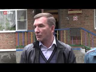В Таганроге спасатели работают на месте взрыва газа в доме (часть 2)