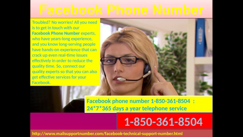 Getting smart with Facebook Phone Number: 1-850-361-8504 experts