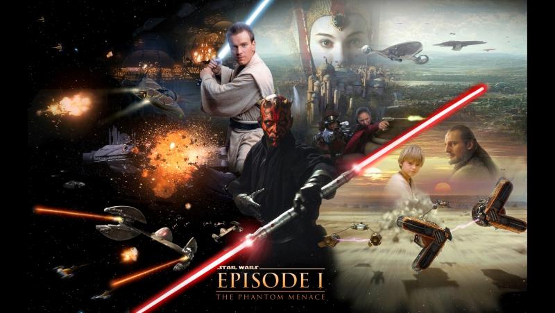 Звездные войны: Эпизод 1. Скрытая угроза