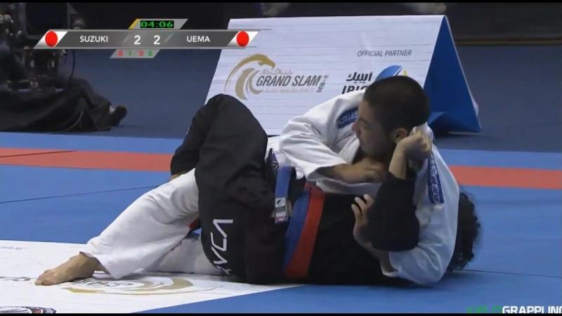 Makoto Suzuki vs. Naoyuki Uema TokyoGS16