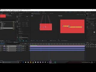 инфографика: 3D ленты в Adobe After Effects