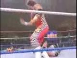 WWF Royal Rumble 1995 - Bob Holly and 123 Kid vs Tatanka and Bam Bam Bigelow (WWF Tag Team Championship)