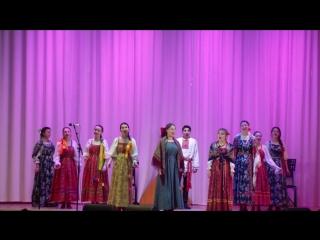 Фольклорный ансамбль Архангельского музыкального колледжа