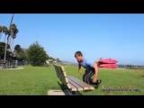 Как накачать ноги без железа и оборудования